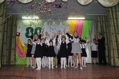 Юбилей 80 лет школе.